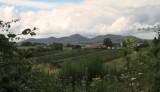 Pentland  Hills  from  Roslin.