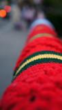 Urban Knitting. Pont a Cerdanyola