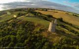 Hadleigh Castle Aerial 3