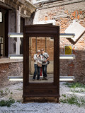 Walk Reflection - Bill Culbert - Venice Biennale