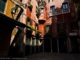 Venice buildings