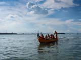 Gondola rowers
