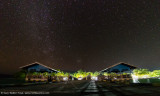 Arborek Jetty at night