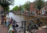 Gloomy Amsterdam
