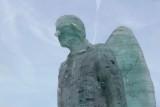Glass angel, Zwolle, Netherlands
