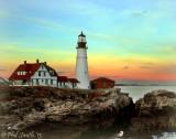 Maine-NH Lighthouses
