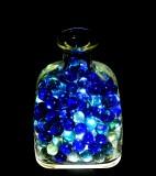 Patron Bottle / BLUE