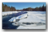 débâcle glaciaire-breakup ices
