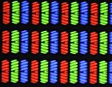 micro photo pixels ecran  iMac
