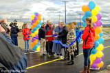 Ribbon Cutting for the New Mill Race Path