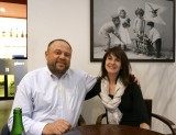 ...where we meet Jan, a friend and the project coordinator of the Czech 10 Stars program of Jewish heritage preservation
