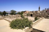 much of the original fort still survives...
