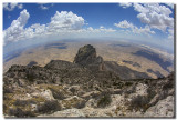 Guadalupe Mountains National Park Images - El Capital from the Top