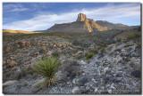 Guadalupe Mountains National Park - El Capitan Sunrise 4