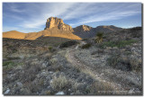 Guadalupe Mountains National Park - El Capitan Trail