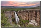 North Clear Creek Falls 1