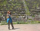 Singing for the Gods, Delphi