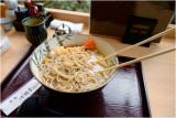 Kyoto, plat de nouilles