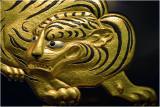 Emblème du château, le tigre
