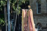 2014 King Kamehameha Day Lei Draping Ceremony