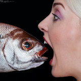 The fish knows everything - With Audrey