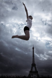 An Angel Jump - With Solenne