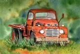 Rusty Ford - 5 x 7        7-13
