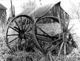 Rotting Away, Iowa - 1973