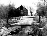 Remember to shut the gate, Iowa - 1973