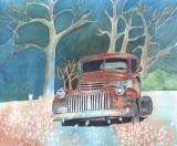 Chevy Truck - 12 x 12     10-15