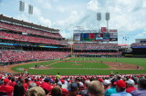 Great American Ballpark - 2013