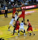 Golden State Warriors vs. Toronto Raptors - December, 2013