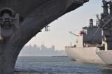 USS Hornet, Alameda