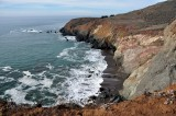 Marin Headlands - from Rodeo Beach to Tennessee Cove