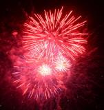 Fireworks @ San Jose Municipal Stadium - July 4, 2015
