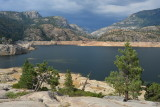 Courtright & Wishon reservoirs
