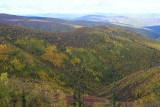 Top of the World Highway, Yukon - 2016