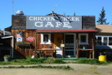 Chicken - on the Taylor Highway