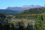 Parks Highway - from Trapper Creek to Denali