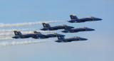 Blue Angels @ Fleet Week, San Francisco - October, 2016
