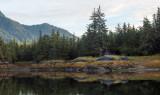 Berg Bay / forest service cabin