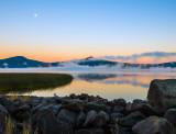 Davis Lake Sunrise