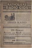 Katholieke Radiogids uit 1929