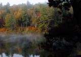 Lake Josephine foggy sunrise copy.jpg