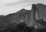 BW Clouds Rest with Half Dome copy.jpg