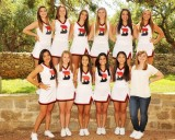 Bowie Cheer Team Photos at Greystone Golf 7.20.2013