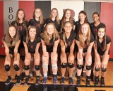 Bowie Volleyball 2016 by Ken Hitchcock Photogrphy