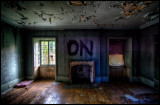 Abandoned manor