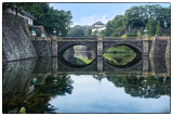Two Tiered Bridge near Imperial Palace