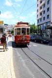 Historic trolleys - 1920's Vintage